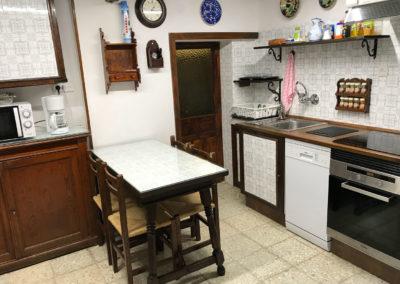 Casa Rural Los Cipreses de Mesones Guadalajara cerca de Madrid - Foto de la cocina