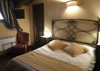 Rural House Los Cipreses de Mesones Guadalajara next to Madrid - Photo of the bedroom Los Cipreses