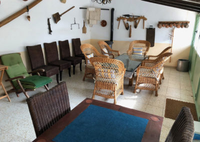 Rural House Los Cipreses de Mesones Guadalajara next to Madrid - Photo of the game room