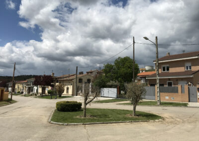 Rural House Los Cipreses de Mesones Guadalajara next to Madrid - Outside