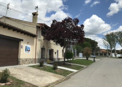 Casa Rural Los Cipreses de Mesones Guadalajara cerca de Madrid - Foto del exterior